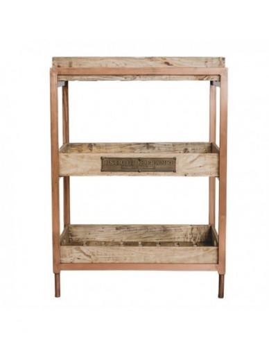 BOOK Shelf (COPPER)