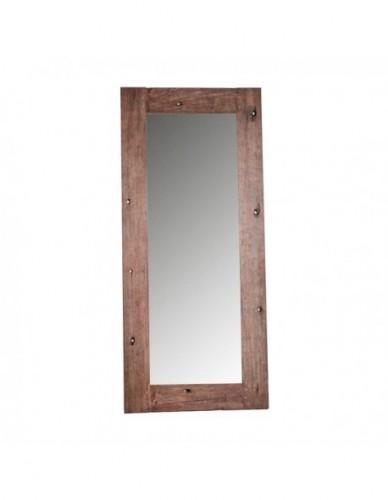Decoración Espejos de Madera reciclada Estilo Natural, Interior
