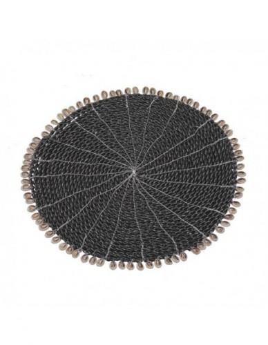 Textil de Rattan y tela, Interior
