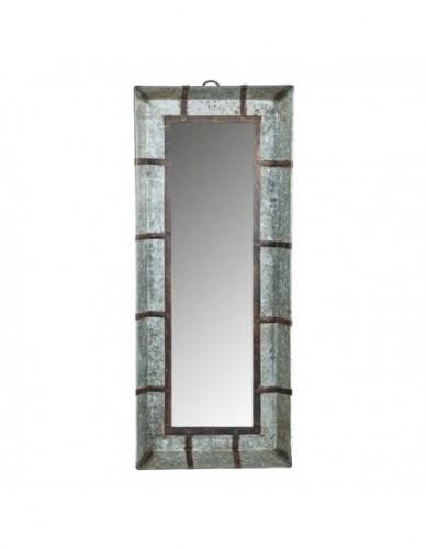 Decoración Espejos de Hierro, Interior