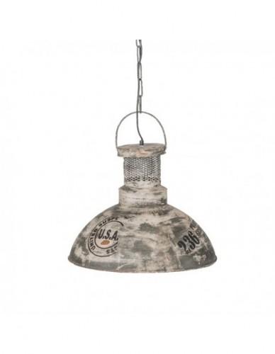 Iluminación Lamparas techo de Hierro Estilo Industrial - Color Decape, Interior
