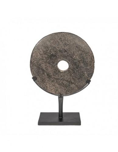 Decoración Figura de Piedra Hierro, Interior