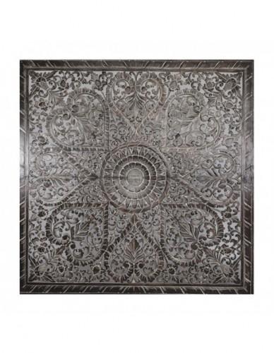 Decoración Mandala de Madera Estilo Exotico - Color Decape, Interior