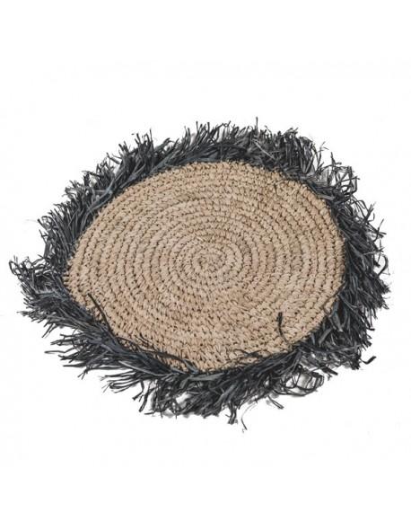 Textil de Rattan y tela