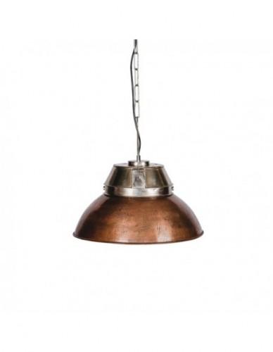 Iluminación Lamparas techo de Hierro Estilo Industrial - Color Bronce, Interior